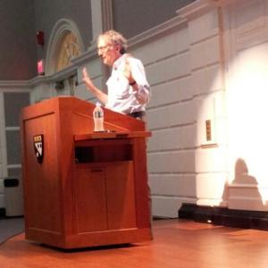 Howard Gardner:  Project Zero Summer Institute 2013